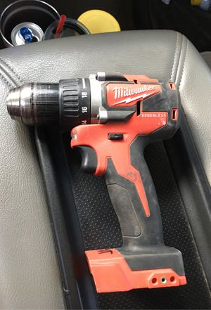 Compact M18 Milwaukee Tool only.... $70its brushless drill for Sale in Palmview, TX
