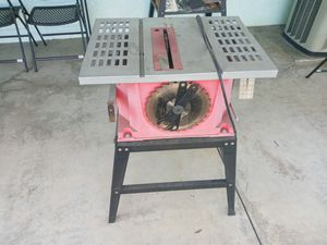 Table Saw Skillsaw for Sale in Temecula, CA