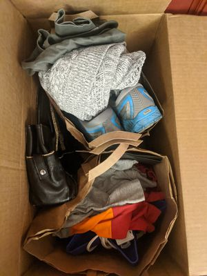 Free, women's clothes, boys clothes and shoes for Sale in Bellevue, WA