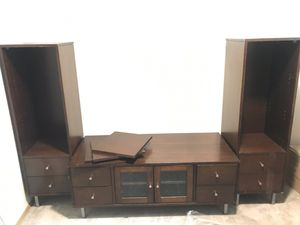 Bookshelves and TV Stand for Sale in Seattle, WA