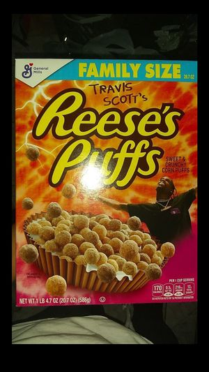 Travis Scott Reese's Puffs for Sale in Houston, TX
