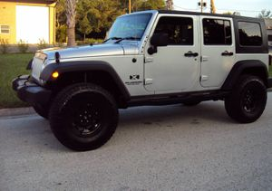Firm.Price $18OO Jeep Wrangler '07 Urgent Selling for Sale in New York, NY