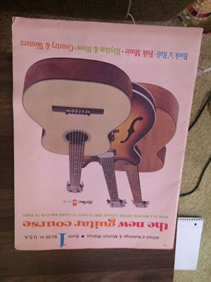 Learning guitar books for Sale in Rhinelander, WI