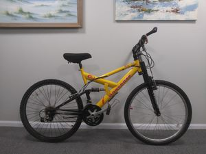 Mongoose suspension mountain bike for Sale in Peabody, MA