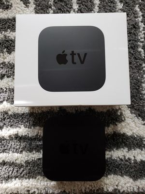 Like New Apple TV 4K 32GB for Sale in Las Vegas, NV