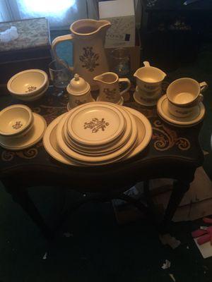 """Pfaltzgraff """"Village"""" 22 Piece Dinnerware Set for Sale in Aberdeen, MD"""