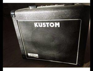 Kustom guitar amp $30 for Sale in Seattle, WA