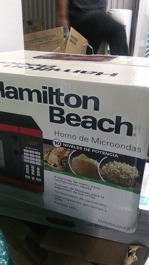 Huntington beach Microwave for Sale in Santa Monica, CA