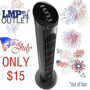HUGE 4th OF July BLOWOUT! DISCOUNTED TOWER FANS! for Sale in Moreno Valley, CA