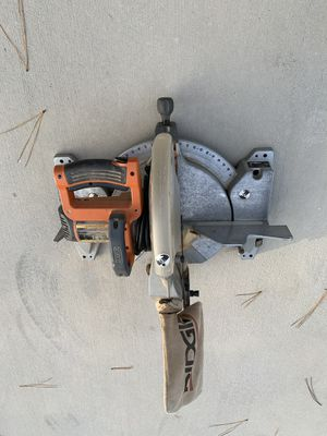 "Chop saw Ridgid 12"" for Sale in Casselberry, FL"