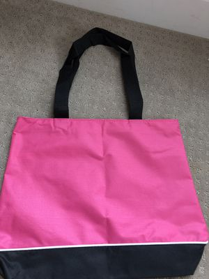 Pink Shoulder Tote Bag with Zipper for Sale in Kaysville, UT