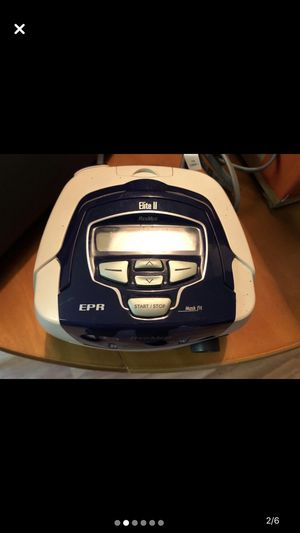 Philips Res-med Elite ll C-Pap for Sale in Rocklin, CA