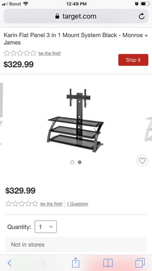 Tv mount tv stand for Sale in Stockton, CA