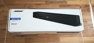 Bose Solo Sound Bar for Sale in Brooklyn, NY