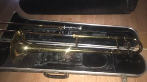 Trombone 170$ obo reedy to play! for Sale in Powder Springs, GA