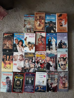 Movies (VHS) for Sale in Lincoln, NE