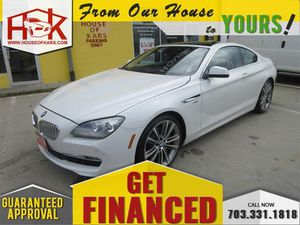2012 BMW 6 Series for Sale in Manassas, VA