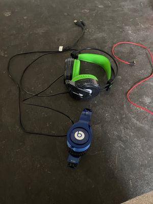 Gaming headphones and beats for Sale in Richmond, VA