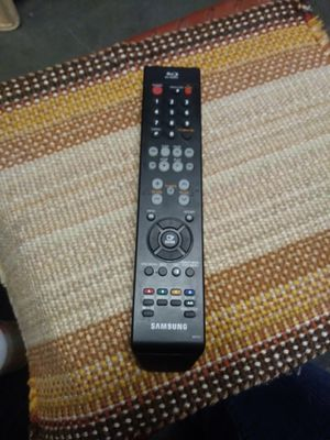 /Samsung 00070D Blu-Ray Player Remote Control for BD-P1500, BD-P2500, BD-P2550 for Sale in Pahrump, NV