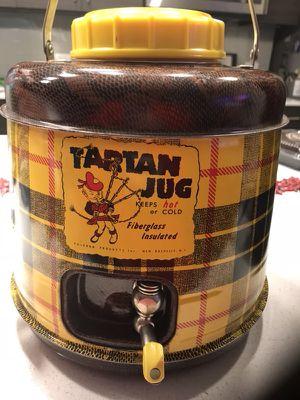 Tartan Jug for Sale in Chicago, IL