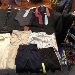 Boys 6-7, 8 Clothes & Shoes 18 Pieces for Sale in Smyrna, TN