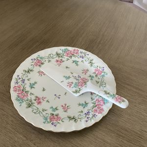 Antique Cake Plate. for Sale in Key Biscayne, FL