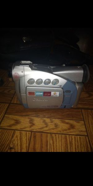 Canon camera recorder works good used for Sale in Glendale, AZ