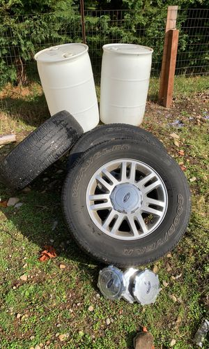 2011 f150 wheels and tires for Sale in Graham, WA