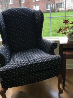 Sam Moore Wingback Armchair for Sale in Seattle,  WA