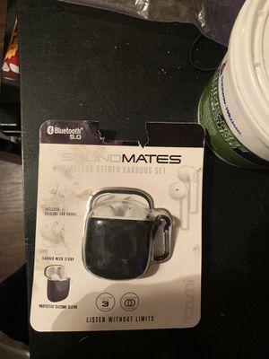 Soundmates wireless earbuds for Sale in Meriden, CT