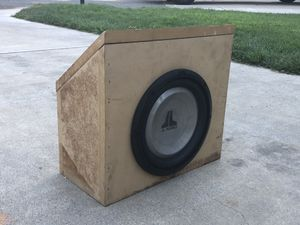JL audio for Sale in Concord, CA