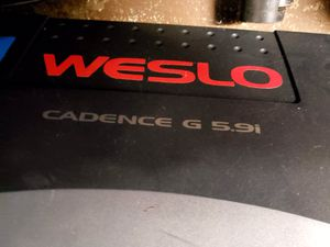Weslo treadmill w/Bluetooth for Sale in Wichita, KS