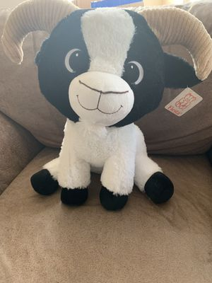 Large Billy Goat stuffed animal plushie 16inch for Sale in Escondido, CA