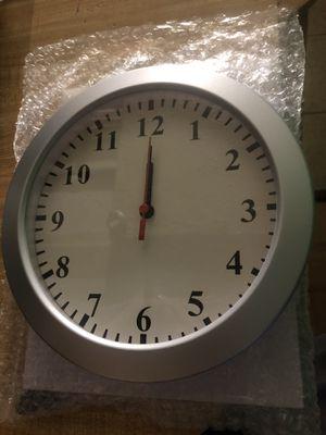 Cheap !! Security Camera In Clock ! Hidden Secret Camera $100 for Sale in Queens, NY
