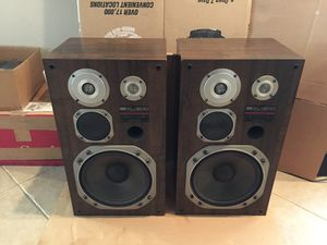 Sansui XL-300 Vintage Speakers for Sale in Escondido, CA