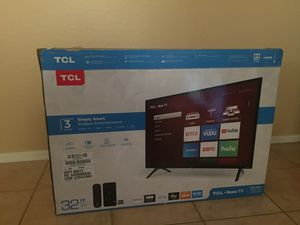 TCL Roku TV for Sale in Laveen Village, AZ