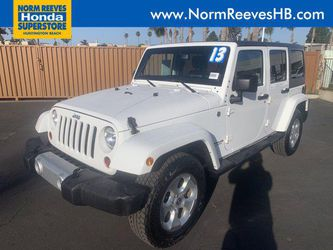 2013 Jeep Wrangler Unlimited for Sale in Huntington Beach,  CA