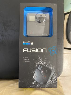 GoPro fusion 360 for Sale in Pharr, TX