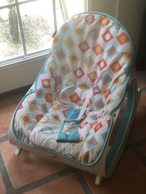 Infant to toddler rocker for Sale in Baton Rouge, LA
