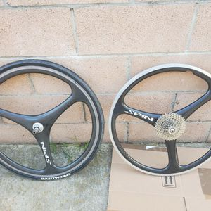 "Spin Bicycle Wheels 26"" MTB for Sale in Huntington Beach, CA"