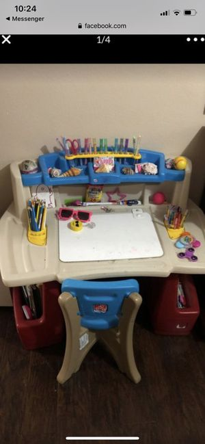 Kids desk and chair for Sale in Poway, CA