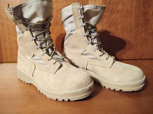 Boots Belleville Military Issue SIZE 10.5W for Sale in San Antonio, TX