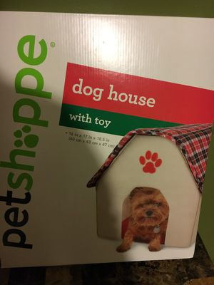 Dog house brand new in the box for Sale in Philadelphia, PA