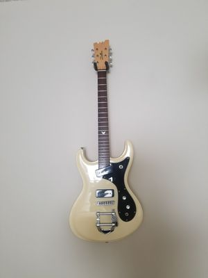 Vintage Style 60's Surf Rock Dillon Guitar for Sale in Miami, FL