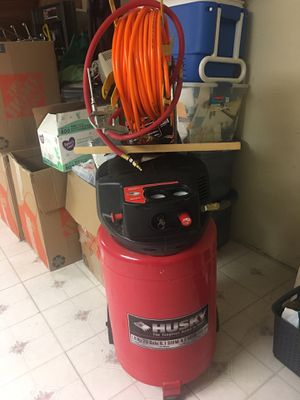 Compressor with hose for Sale in Waterbury, CT