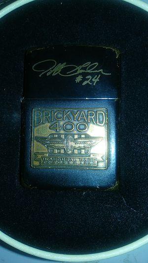 JEFF GORDON #24 Brick yard 400 inaugural race Zippo for Sale in Clovis, CA