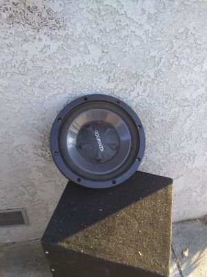 "KENWOOD 12"" subwoofer for Sale in West Covina, CA"