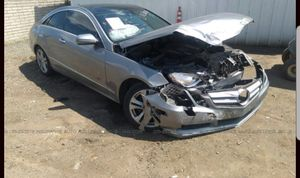 2010 Mercedes E350 E-Class Coupe For Parts / Parting Out for Sale in Portland, OR