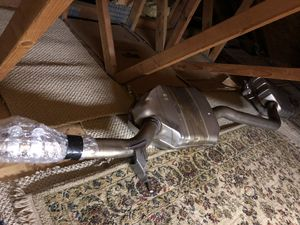 Audi A4 (2009-2015) exhaust system $250 OBO for Sale in Temecula, CA