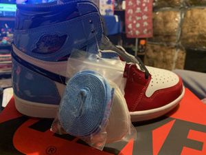 Jordan 1 Retro High Fearless UNC Chicago Sz 9.5 for Sale in Riverside, CA